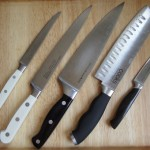 Five Essential Knives for Your Kitchen