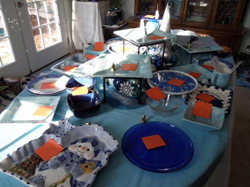 Open House Table Prep