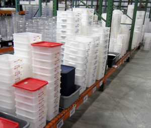 Storage Containers for Flour